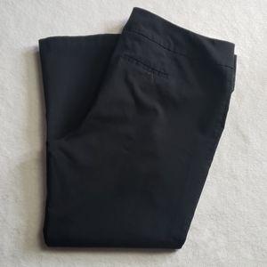 Torrid Black Stretch Pants